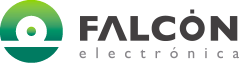 FALCON ELECTRONICA Logo
