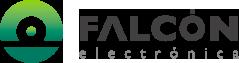 FALCON ELECTRONICA Logo