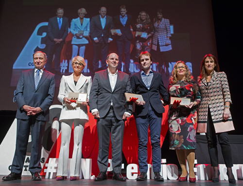 Yolanda Falcón, finalista de los premios Empresario del Año 2019.