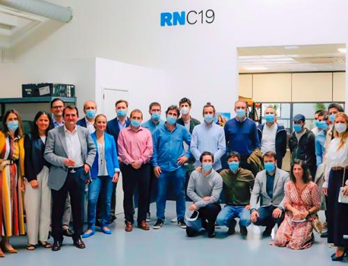 Respiradores Navarra RNC19